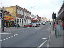 SZ0893 : Bournemouth : Winton - Wimborne Road by Lewis Clarke