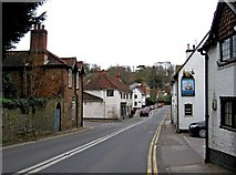 SU9948 : Portsmouth Road, St. Catherine's, Guildford by P L Chadwick