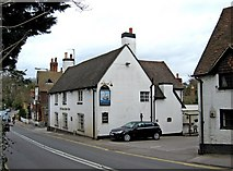 SU9948 : Ye Olde Ship Inn (1), Portsmouth Road, St. Catherine's, Guildford by P L Chadwick