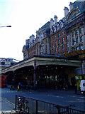 TQ2879 : London Victoria Station by Thomas Nugent