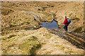 NY5210 : Ford on Wet Sleddale to Swindale Bridleway by Tom Richardson