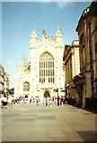 ST7564 : Bath Abbey by Anthony Parkes