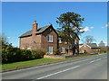 SJ8181 : Burleyhurst Farm near Morley Green, Cheshire by Anthony O'Neil