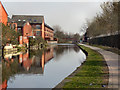 SJ6699 : Bridgewater Canal, Leigh by David Dixon