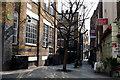 TQ3182 : London EC1:  Jerusalem Passage by Dr Neil Clifton
