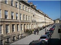 ST7565 : Great Pulteney Street by Mr M Evison