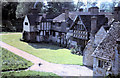TQ4745 : Tudor Village at Hever Castle 1968 by Gordon Spicer