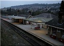SK2960 : Matlock station by David Lally