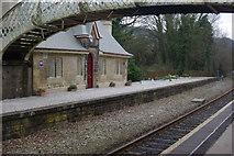 SK3057 : Cromford Station by Stephen McKay
