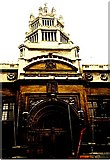 TQ2779 : Tower over south entrance to the V&A by Stanley Howe