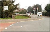 ST3096 : Western edge of Croesyceiliog, Cwmbran by Jaggery