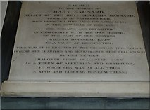 TQ2475 : All Saints, Fulham: memorials (11) by Basher Eyre