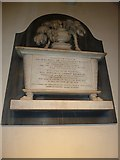 TQ2475 : All Saints, Fulham: memorial (17) by Basher Eyre