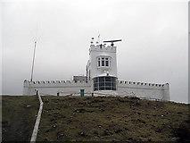 SH4793 : Point Lynas lighthouse by Row17