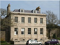 SX4653 : Officers' House, Royal William Victualling Yard, Plymouth by Derek Harper