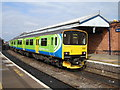 SO8455 : Worcester Foregate Street Station by Rob Newman