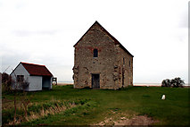 TM0308 : Essex:  Chapel of St. Peter-on-the-Wall, Bradwell by Dr Neil Clifton
