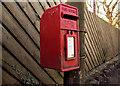 J3784 : Letter box, Greenisland by Albert Bridge