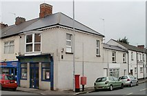 ST3288 : Western corner of Church Road and Dean Street, Newport by Jaggery