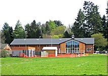 SO8480 : Cookley Village Hall & Sports Club (2), Lea Lane, Cookley by P L Chadwick