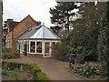 TQ1730 : Tea Rooms - Horsham Park by Paul Gillett