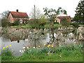 TM1780 : Common Farm, Upper Billingford by Evelyn Simak