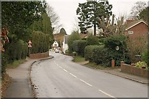 SP9435 : West Hill, Aspley Guise by Derek Harper