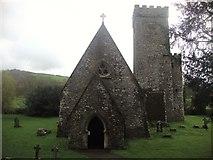 SN0717 : St  Aidan's Church by Deborah Tilley