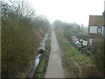 SK2169 : Monsal Trail - south of Baslow Road bridge by John M
