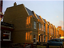 TQ4077 : New houses on Old Dover Road by Stephen Craven