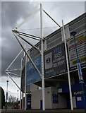 SK5802 : The Walkers Stadium, Leicester by Mat Fascione