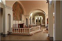 TQ2776 : Christ Church & St Stephen, Battersea Park Road --Chancel by John Salmon