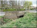 SE4722 : Bridge on Knottingley Road, Pontefract by Bill Henderson