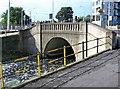 O1132 : Bridge over Grand Canal, Inchicore/Inse Chór by L S Wilson