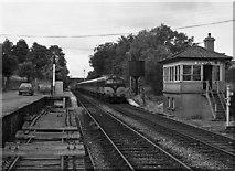 N7741 : Enfield railway station by The Carlisle Kid