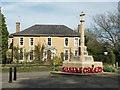 TL6860 : The War Memorial at Cheveley by Robert Edwards