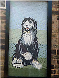 SD6715 : The Black Dog mosaic, Belmont by Karl and Ali