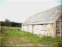 NJ8006 : A steading by Howe Croft by Stanley Howe