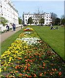 TR1457 : Dane John Gardens by pam fray