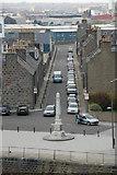 NJ9505 : New Pier Road, Footdee, Aberdeen by Mike Pennington