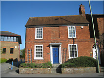 SU6351 : Elegant building - Winchester Street by Sandy B