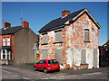J3573 : Derelict house, Belfast by Rossographer