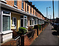 J3573 : Terraced housing, Belfast by Rossographer
