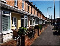 J3573 : Terraced housing, Belfast by Rossographer