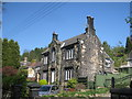 SE4203 : Villa on Cliff Road, Darfield by Jonathan Thacker