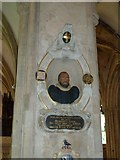 SP5105 : Oxford's Christ Church Cathedral: memorial (35) by Basher Eyre