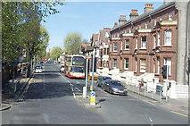 TQ2804 : Sackville Road, Hove by John Fielding