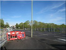 SU6252 : Minor works on Brunel Road bridge by Given Up