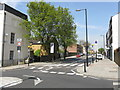 TQ3084 : Barnsbury - Roman Way by Peter Whatley