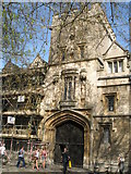 SP5106 : Oxford's richest College by Basher Eyre